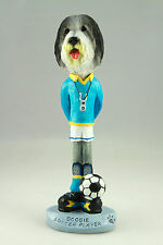 SOCCER BEARDED COLLIE-SEE INTERCHANGEABLE BREEDS & BODIES @ EBAY STORE