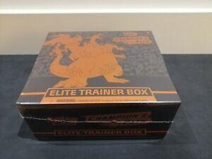 Sealed Pokemon Champions Path Elite Trainer Box
