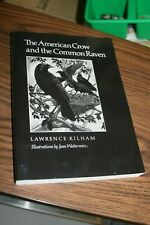 American Crow and the Common Raven, Lawrence Kilham, paper