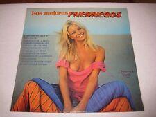NUDE SEXY COVER LP LOS MEJORES FANDANGOS RARE SPANISH ORIGINAL ISSUE