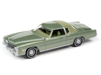 A.S.S NEU Cadillac Eldorado Lido Green Poly AW Auto World 1/64 Premium Series