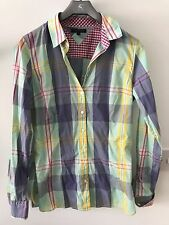 Tommy Hillfiger Ladies button down Cotton shirt size 8