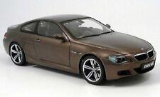 BMW Coupé typ M6   2005 Bronze  Kyosho  1/18