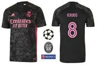 Trikot Adidas Real Madrid 2020-2021 Third - Kroos 8 I 3rd UCL Champions League