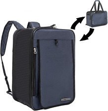 Petseek Cat Carrier Pet Travel Carriers Airline Approved For Small Cats Dogs Col
