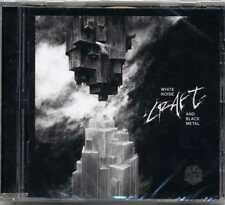"CRAFT  ""WHITE NOISE AND BLACK METAL"" ALBUM CD NEW SEALED"