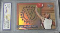 Tracey McGrady HOF 1997 Score Board Varsity Club Rookie #VC14 WCG 10 Gem Mint