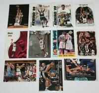 Tim Duncan NBA Basketball Cards Lot of 11 🔥San Antonio Spurs Tim Duncan Cards🔥
