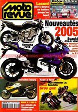 MOTO REVUE 3619 DUCATI Monster 1000 VOXAN KAWASAKI VN YAMAHA 1700 APRILIA RST