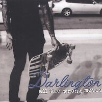 All the Wrong Moves by Darlington (CD, Dec-2003, Whoa Oh Records) New Sealed