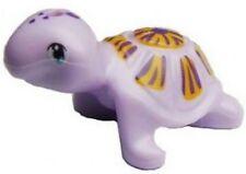 LEGO - Minifig, Animal - Turtle w/ Dark Purple Spots & Purple and Orange Shell
