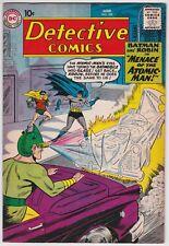 Detective Comics #280 VF+ 8.5 Batman Robin Menace Of The Atomic Man 1960!-