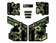 Fox 34 Float 2018-19 Forks Suspension Factory Decal Sticker Adhesive Camo