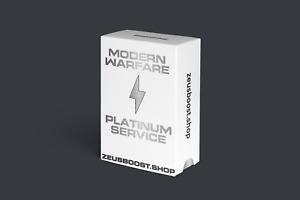 [PC/PS4/XBONE] CALL OF DUTY COD MODERN WARFARE PLATINUM CAMO BUNDLE FAST & CHEAP