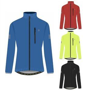 Proviz Men's and Womens Reflective Unisex Windproof Cycling Jacket Hi Visibility