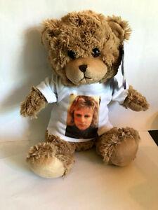 ROGER TAYLOR Queen TEDDY BEAR