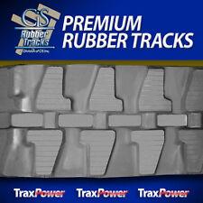 "Yanmar B27 B3 B3-2 vio30 B27-2 B32 non offset 12"" Rubber Track"