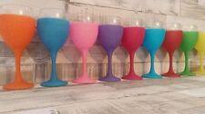 Handmade Tumblers Glasses with Glitter