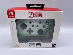NEW The Legend of Zelda NEW Nintendo Switch PowerA Enhanced Wired Controller
