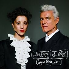 David Byrne and St Vincent - Love This Giant [CD]