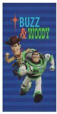 Toy Story 4 Beach Towel NWT 100% Cotton 28 x 58 Disney Pixar Buzz Woody