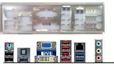 ATX Blende I/O shield Asus E35M1-M #178 io NEU io schield E35M1-M Pro backplate