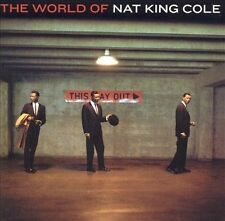 The World of Nat King Cole by Nat King Cole (CD, Jan-2005, Capitol)