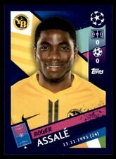 Topps Champions League 2018/19 - Roger Assalé BSC Young Boys No. 560