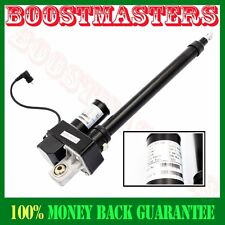"9mm/s Spd DC 12V 8"" Stroke Linear Actuator 220lbs(1000N) Max Lift Speed(RPM):9mm"