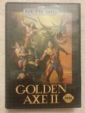 Golden Axe II (Sega Genesis, 1991) free shipping!