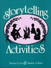 NEW - Storytelling Activities by Livo, Norma J.; Rietz, Sandra A.