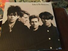 ECHO AND THE BUNNYMEN S/T LP 1987 SIRE SEALED