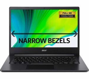"""ACER Laptop Aspire 3 14"""" AMD Ryzen 5 3500U 256GB SSD 8GB RAM Black A314-22-R5PU"""