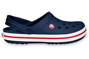 Crocs Crocband Clogs - Navy