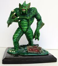 CREATURE FROM BLACK LAGOON Gill-Man AURORA-STYLE Model Kit PRO BUILD-UP Rare!