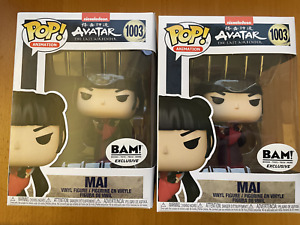 Funko POP! Avatar Last Airbender - Mai w Knives BAM Exclusive 1003 - Discounted