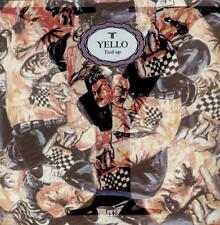 "YELLO Tied Up  12"" Ps, 3 Tracks, Tied Up In Life/Tied Up In Red/Wall Street Bong"