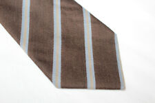 ANDREW'S TIES 50%Silk 50%Wool tie Made in Italy E96459
