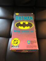 Vintage Painted Batman Metal Figurine Toy Batman Joke Set Mayfair Games Inc 56A