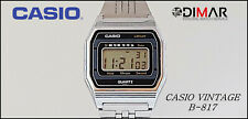 VINTAGE CASIO B817 LCD, QW.155, JAPAN AÑO.1982