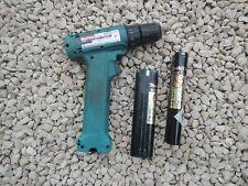 MAKITA perceuse visseuse  6096D 6096 batterie Baton ORIGINAL 9,6 V