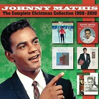JOHNNY MATHIS - COMPLETE CHRISTMAS COLLECTION 3 CD NEW!