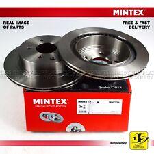 2X MINTEX REAR DISC BRAKES MDC1786 NISSAN RENAULT KOLEOS I HY_ 2.0 2.5 GENUINE