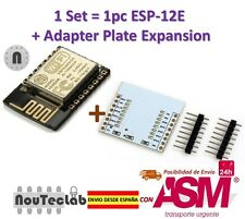 ESP-12E ESP12E ESP8266 Enhanced version Serial WIFI Module + Plate Expansion