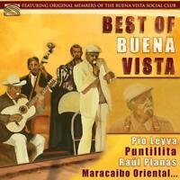 Various Artists - Best Of Buena Vista Nuevo CD