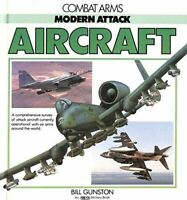 Modern Attack Aircraft (Combat Arms), , Very Good, Hardcover