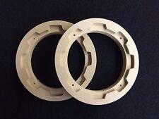 MDF Speaker rings, flush mount for Rockford Fosgate PP4-T PP8-T