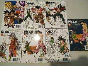 Dragon Ball AF Toyble 7 tomos (Completa) en Español