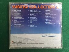 1 CD Musica WINTER COLLECTION 2 - BACKSTREET BOYS IMBRUGLIA GIORGIA NUOVO/SIGILL