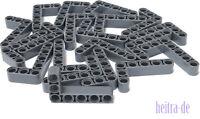 LEGO Technik - 20 x Liftarm 3x5 dick dunkelgrau /  32526 NEUWARE (L13)
